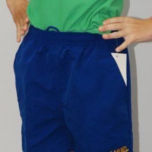 Emmanuel Boys Royal Sports Shorts