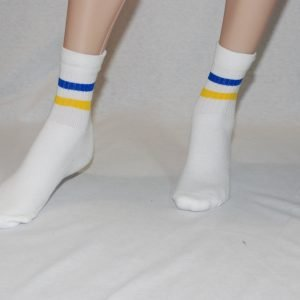 Emmanuel Athletic Length Sports Socks