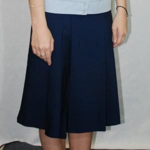 Focus Pleated Skirt