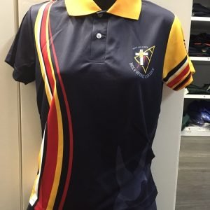 Holy Spirit College Sublimated Sports Polo