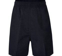 Microfibre Shorts - Black