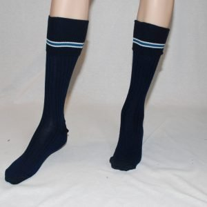 Mercy College Boys Knee Socks