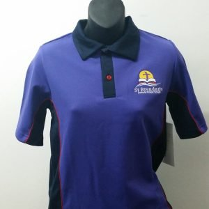 St. Brendan's Unisex Sports Polo