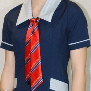 St. Patricks Girls Red Tie