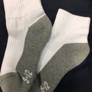 Spartan Twin Pack - Dynamic 1/4 Sport Sock
