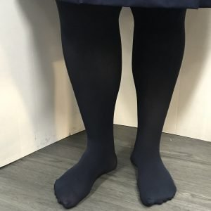 Ladies Nylon Stocking - Navy