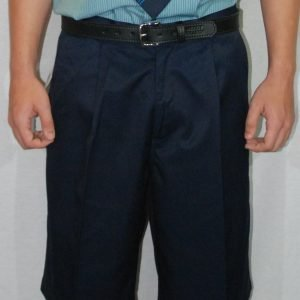 Tailored Mens Short - Navy